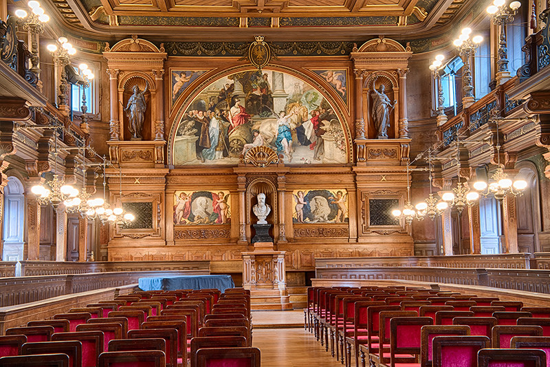 Great Hall, Heidelberg © Harold Davis