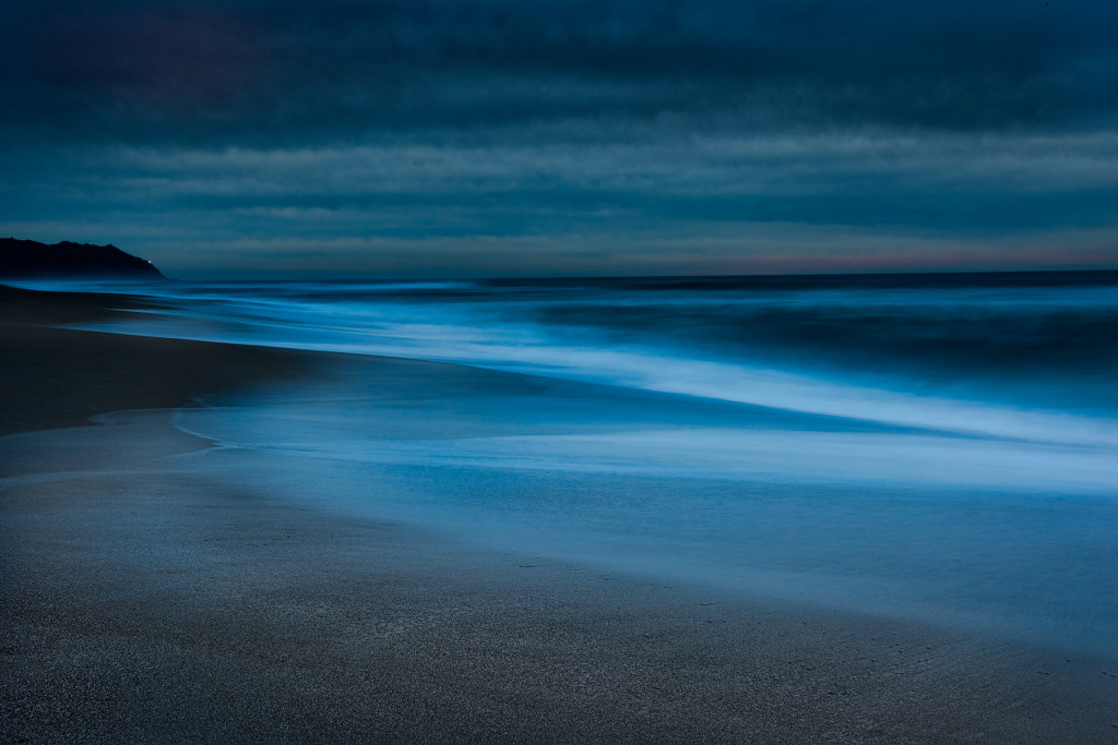 In a Blue Hour